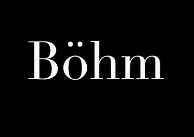 Geschützt: Böhm