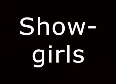 Geschützt: Showgirls